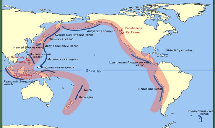 Фото №3 - Дрожь Земли: 5 опаснейших разломов в земной коре