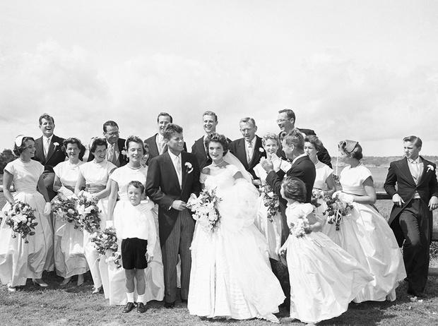 Фото №2 - Модная тайна Манхэттена: кем была Энн Лоу, автор свадебного наряда Джеки Кеннеди