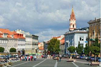 Фото №5 - Сбывшийся сон князя Гедимина: 7 фактов о Вильнюсе