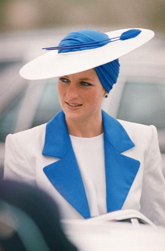 Фото №9 - Самые известные шляпы принцессы Дианы, которые вошли в историю