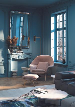 Фото №8 - Классические стили в контексте современного дизайна