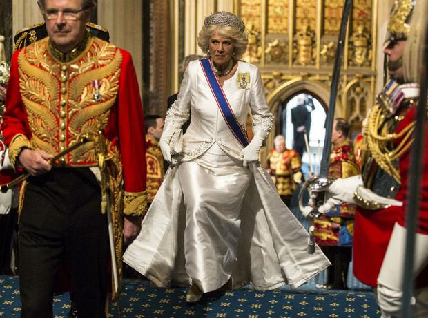 Фото №2 - Проверка временем: как Королева испытывала Камиллу (и почему Диане было легче)