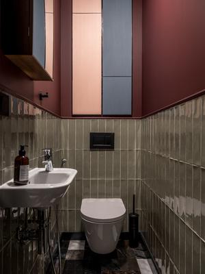Фото №16 - Квартира с винтажной и дизайнерской мебелью в сталинке