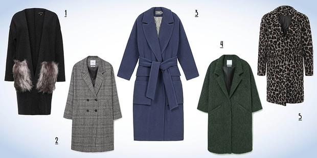 Фото №2 - 10 пальто для холодной осени