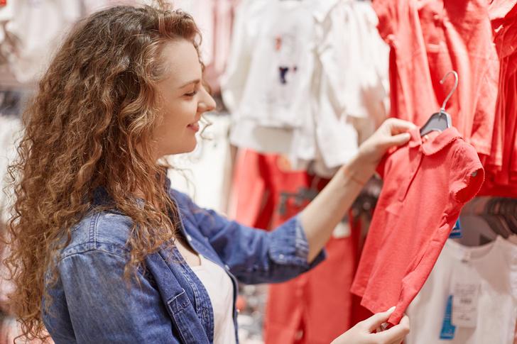 Как выбрать одежду ребенку