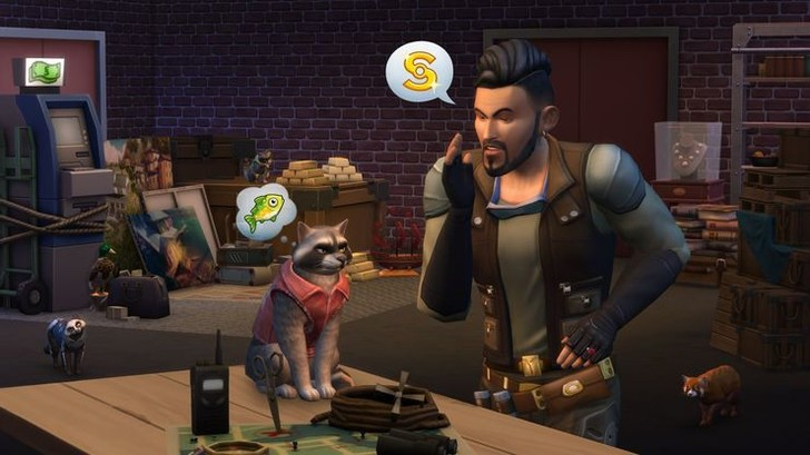 Фото №14 - Play Time: 13 фишек The Sims 4, о которых ты и не догадывалась