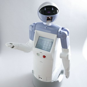 Фото №1 - Роботы социализуются