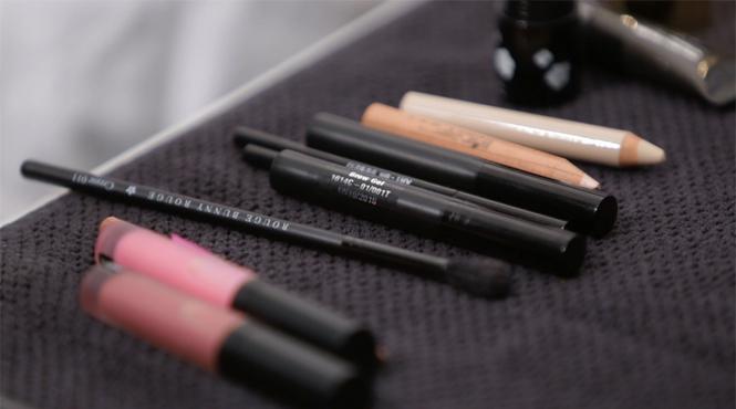 Фото №5 - Как повторить нежный осенний макияж от Rouge Bunny Rouge