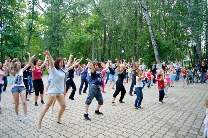 Фото №2 - Неделя в Пензе: йога, танцы, фестиваль!