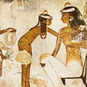 Фото №1 - Развод по-египетски: из-за освежителя