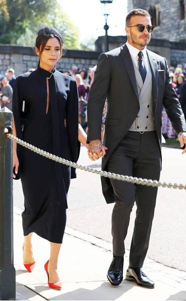 Фото №1 - Свадьба Меган Маркл и принца Гарри: как это было