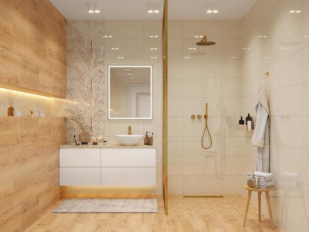 Фото №6 - Тренды 2021: ванная комната в стиле спа