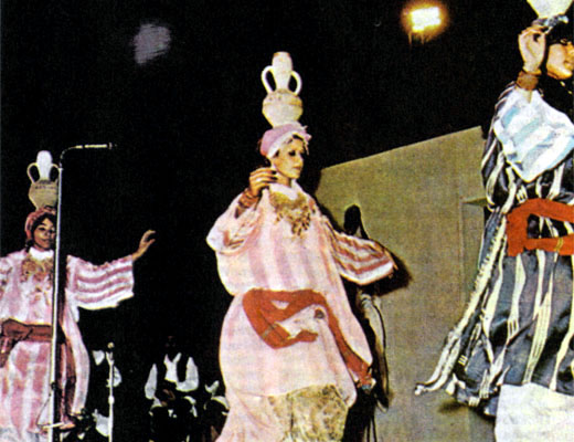 Фото №1 - Свадьба по-ливийски