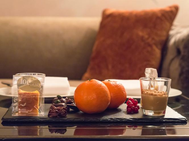 Фото №4 - Carlton Hotel St. Moritz предлагает номера для любителей искусства