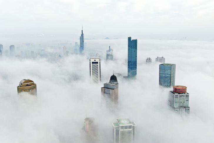 Фото №1 - Затерянные в облаках