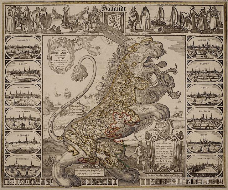 Фото №1 - Карта: услышь наш рёв!