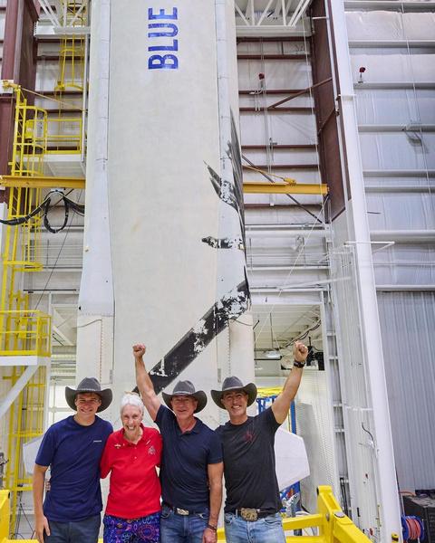 Фото №3 - Автостопом по Галактике: как Безос и Брэнсон делят Вселенную и космический туризм