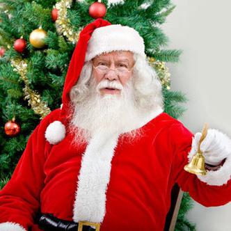 Фото №1 - Деды Морозы бывают разными...