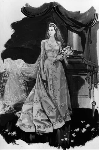 Фото №6 - Пир после чумы: как Великобритания выдавала замуж будущую королеву Елизавету II