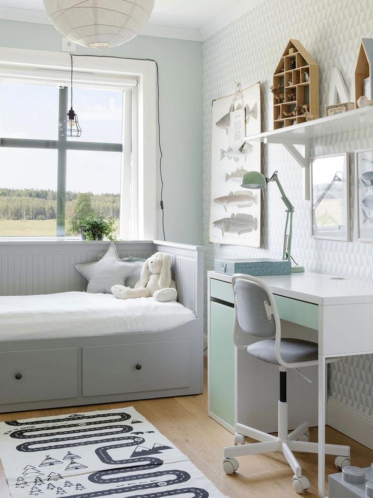 Фото №13 - Светлый дом для большой семьи в Швеции