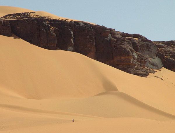 Фото №1 - Человеческое измерение пустыни