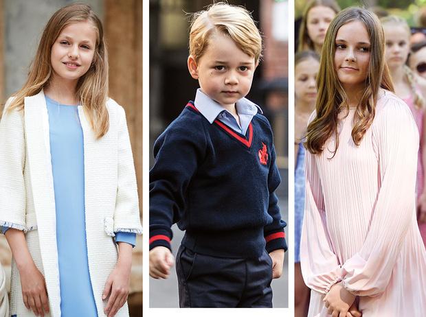 Фото №1 - Надежда Короны: дети, которые станут королями и королевами в будущем