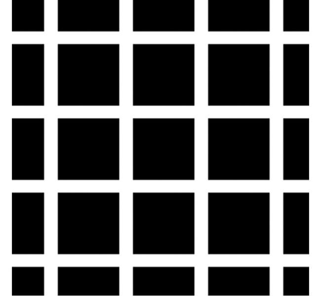 Фото №1 - 5 оптических иллюзий, которые докажут, что твой мозг легко обмануть