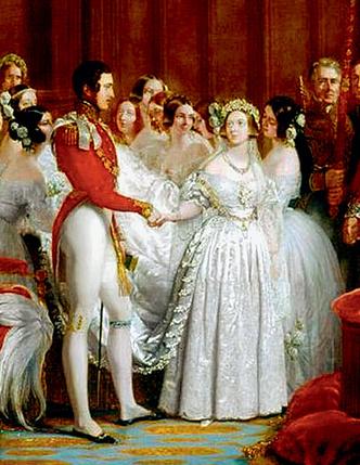 Фото №1 - Почему свадебное платье белое?