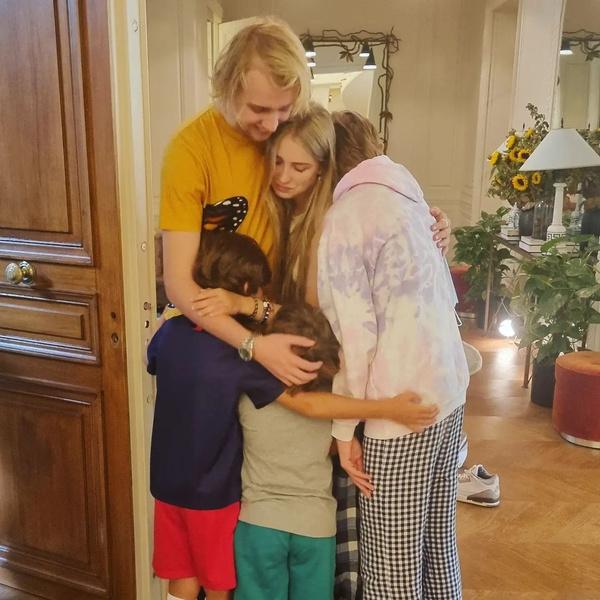 Наталья Водянова последние новости, дети, фото