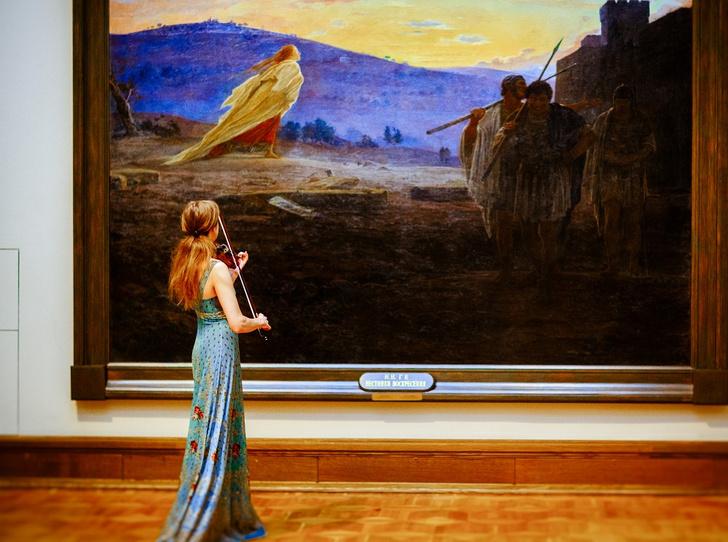 Фото №1 - Третьяковская галерея закружится в ритмах музыки