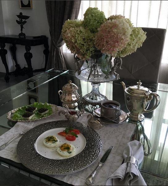 Фото №2 - 10 королевских завтраков Яны Рудковской