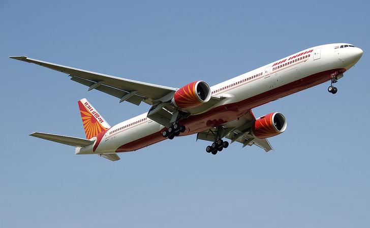 Фото №1 - Самолет Air India совершил самый протяженный перелет в истории