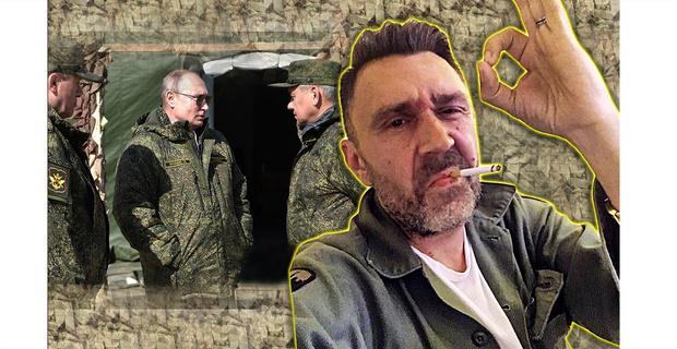 Фото №1 - Шнур сложил ироничные стихи после речи Путина об уникальном российском оружии