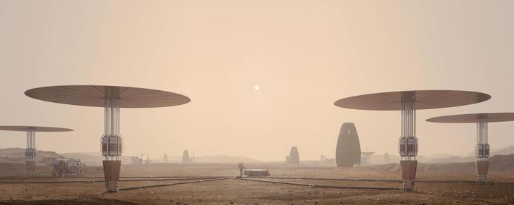 Фото №1 - НАСА приглашает всех желающий на Марс