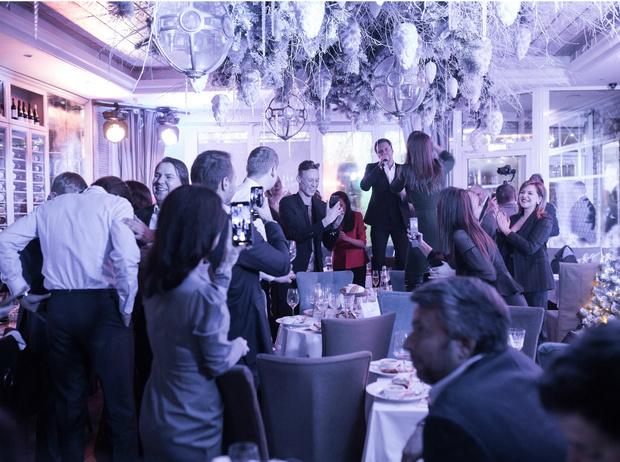 Фото №3 - Новогоднее чудо: благотворительный вечер в поддержку фонда Константина Хабенского