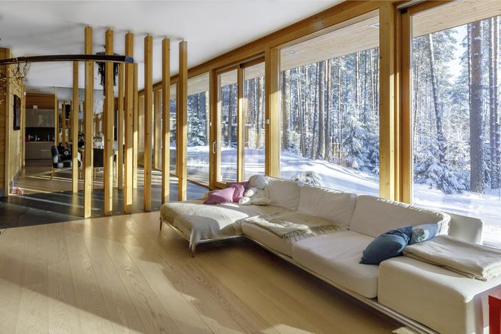 Фото №3 - Финский уют: дома из бруса Lumi Polar
