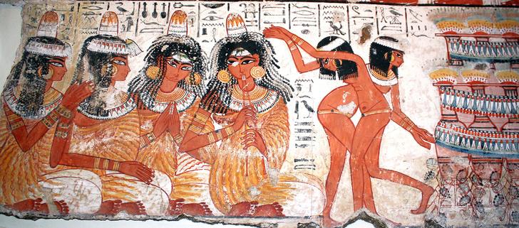 Фото №3 - 7 самых скандальных секс-обычаев древнего Египта