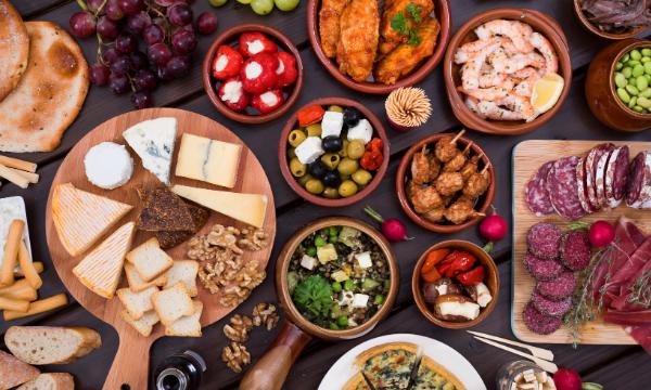 Фото №1 - Тест: Выбери еду, а мы угадаем твое настроение 👼