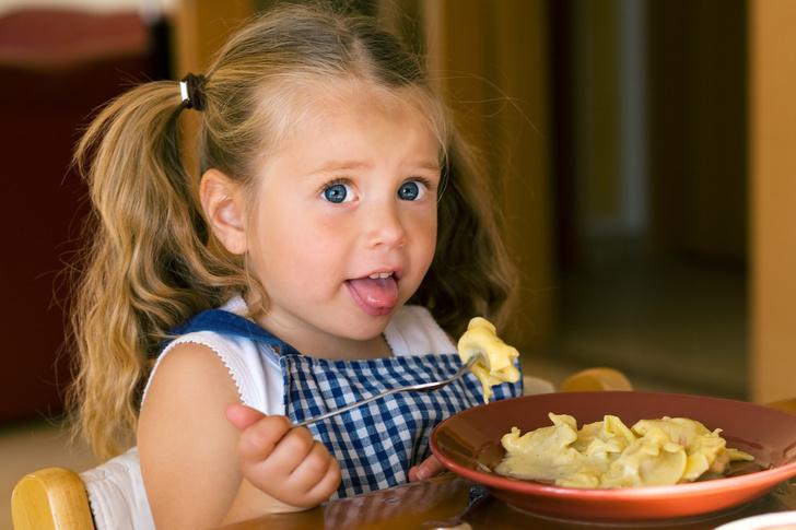 ребенок ничего не ест, что делать