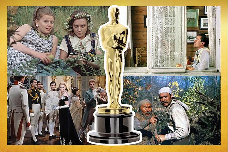 Фото №1 - Главные триумфаторы «Оскара»