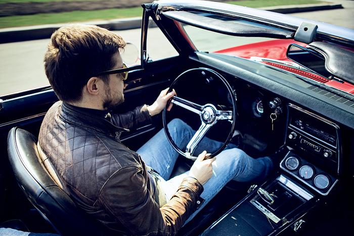 Фото №6 - Проверка на прочность: тест-драйв Chevrolet Camaro 1967 года