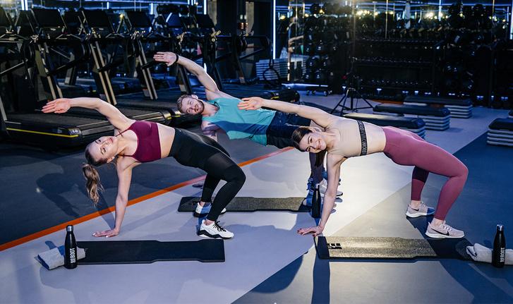 Фото №2 - Прокачай себя! Тренировка c REBOOT LIVE #2. Силовая программа Lower Body