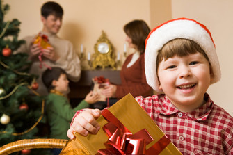 Главное для ребенка — суметь страстно пожелать чего-то.