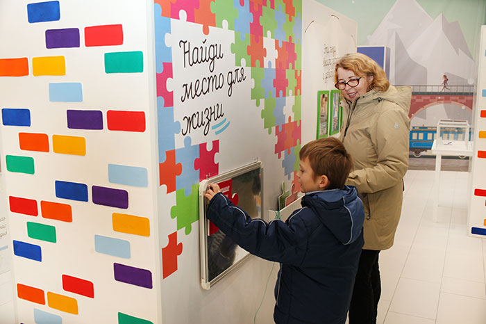 Фото №6 - В Санкт-Петербурге открылся детский город «КидБург»