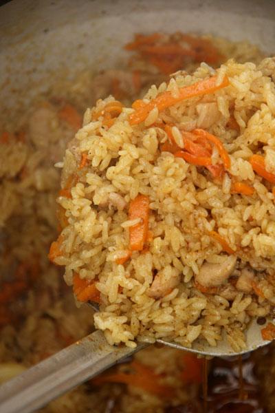 Фото №8 - Готовим плов: кулинарный мастер-класс