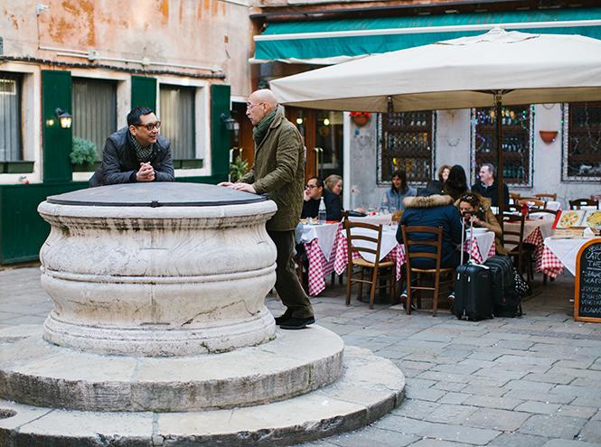 Фото №6 - Егор Кончаловский и Андрей Бильжо: разговор в Венеции