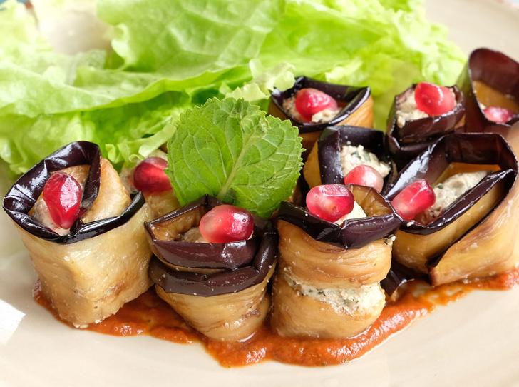 Фото №5 - Король вкуса: 5 рецептов блюд с гранатом