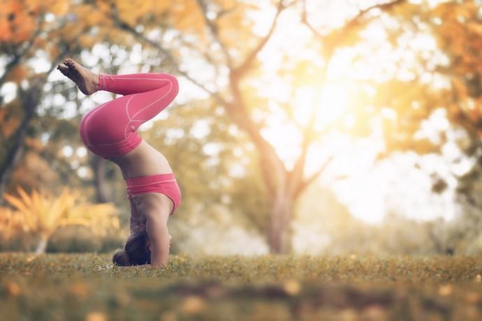 Йога от простуды