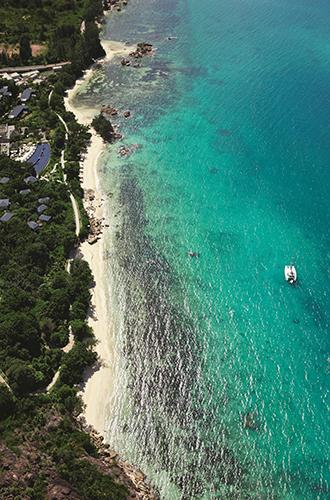 Фото №2 - Рай на земле: Raffles Seychelles