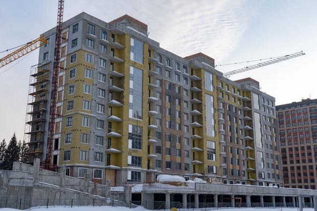 Фото №1 - Поддержка строительства поможет достроить жилье для миллионов россиян